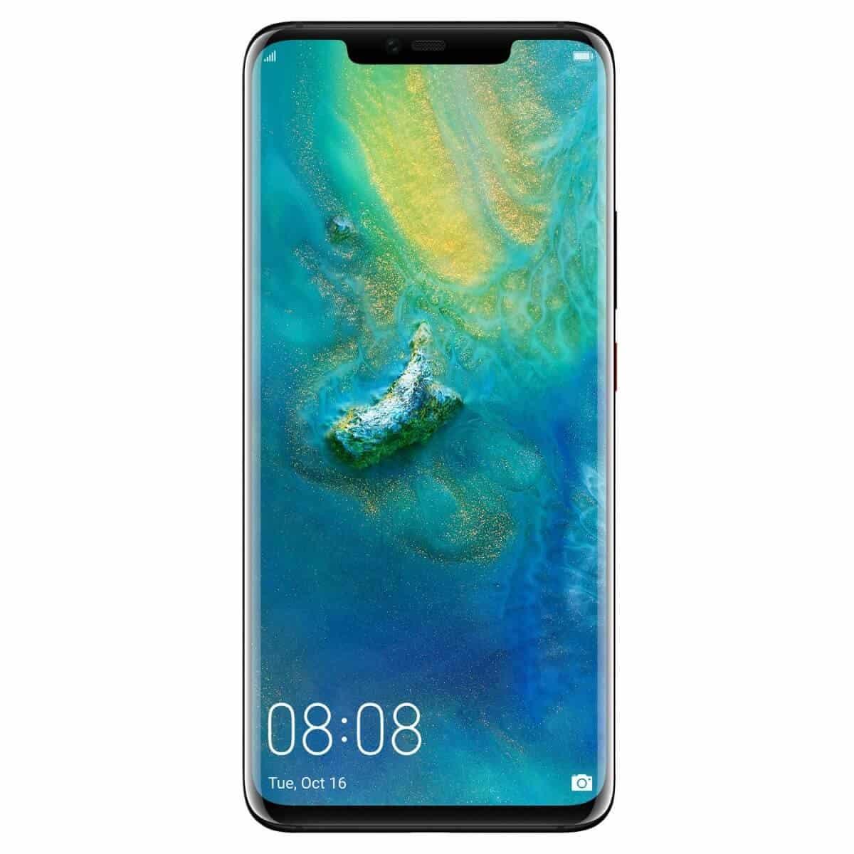 """รูป cp pwb000245478 ประกอบเนื้อหา HUAWEI Mate 20 Pro ได้รับรางวัล """"สมาร์ทโฟนยอดเยี่ยม"""" จากงาน Mobile World Congress 2019"""