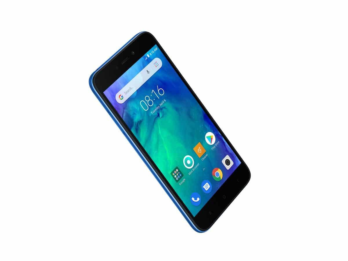 รูป Redmi Go 00001 ประกอบเนื้อหา Xiaomi ร่วมกับ AIS วางขาย Redmi Go ราคา 2,699 บาท