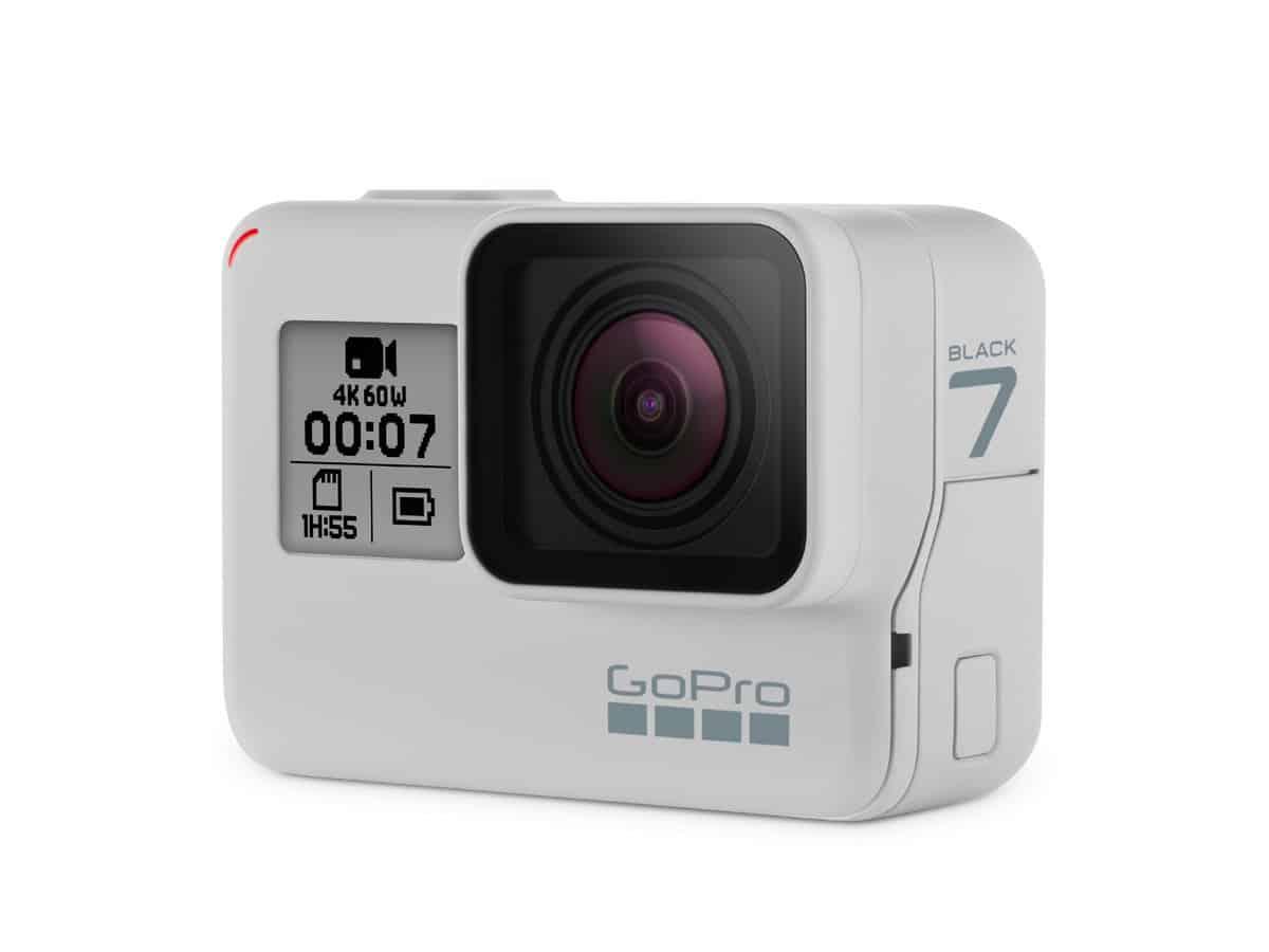 รูป White Walker Product Image 1 1 ประกอบเนื้อหา GoPro เปิดตัว GoPro HERO7 Black ลิมิเต็ด เอดิชั่น สีขาว