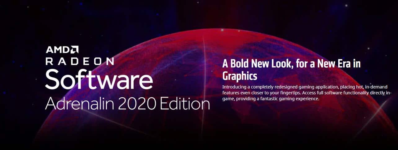 รูป 2019 12 14 13 41 43 790422 ประกอบเนื้อหา AMD เปิดตัวซอฟต์แวร์ AMD Radeon Software Adrenalin 2020 Edition ออกแบบแอปพลิเคชั่นด้านเกมมิ่งใหม่ทั้งหมด