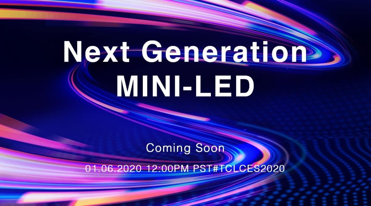 รูป 20191227 2679686 1 ประกอบเนื้อหา TCL เตรียมจัดแสดงเทคโนโลยี Mini-LED เจเนอเรชั่ นใหม่ในมหกรรม CES 2020