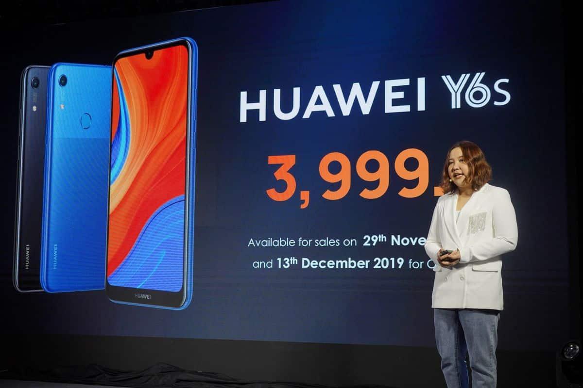 รูป HUAWEI Y9s and HUAWEI Y6s Blogger Day 4 ประกอบเนื้อหา HUAWEI Y6s วางจำหน่ายแล้วทั่วประเทศ ในราคาเก ินคุ้ม 3,999 บาท