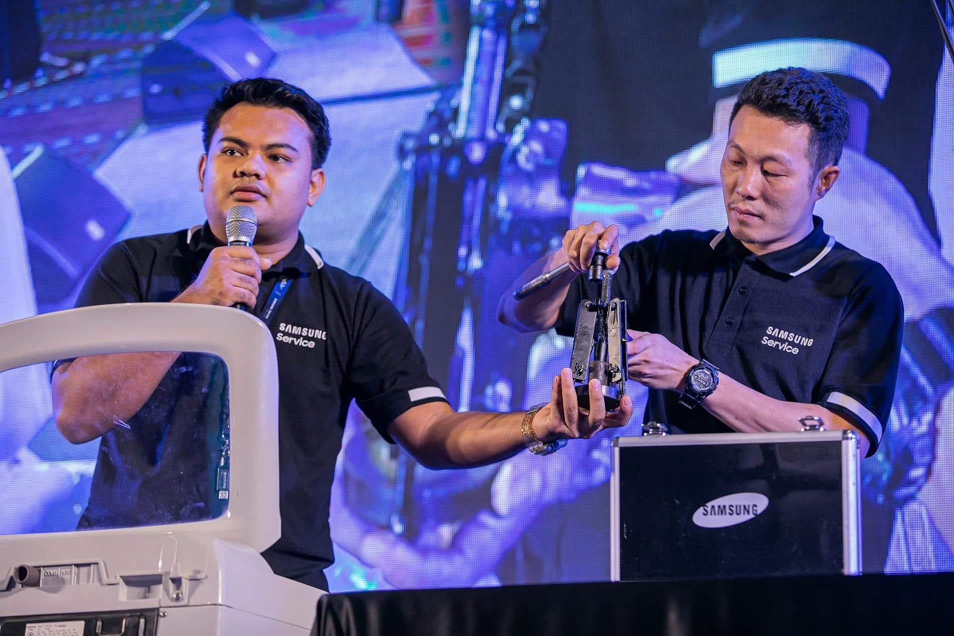 รูป Samsung ประกอบเนื้อหา Samsung Services สานต่อความ 'ตั้งใจ' เดินหน้าชูนโ ยบายด้านการบริการปี 2563