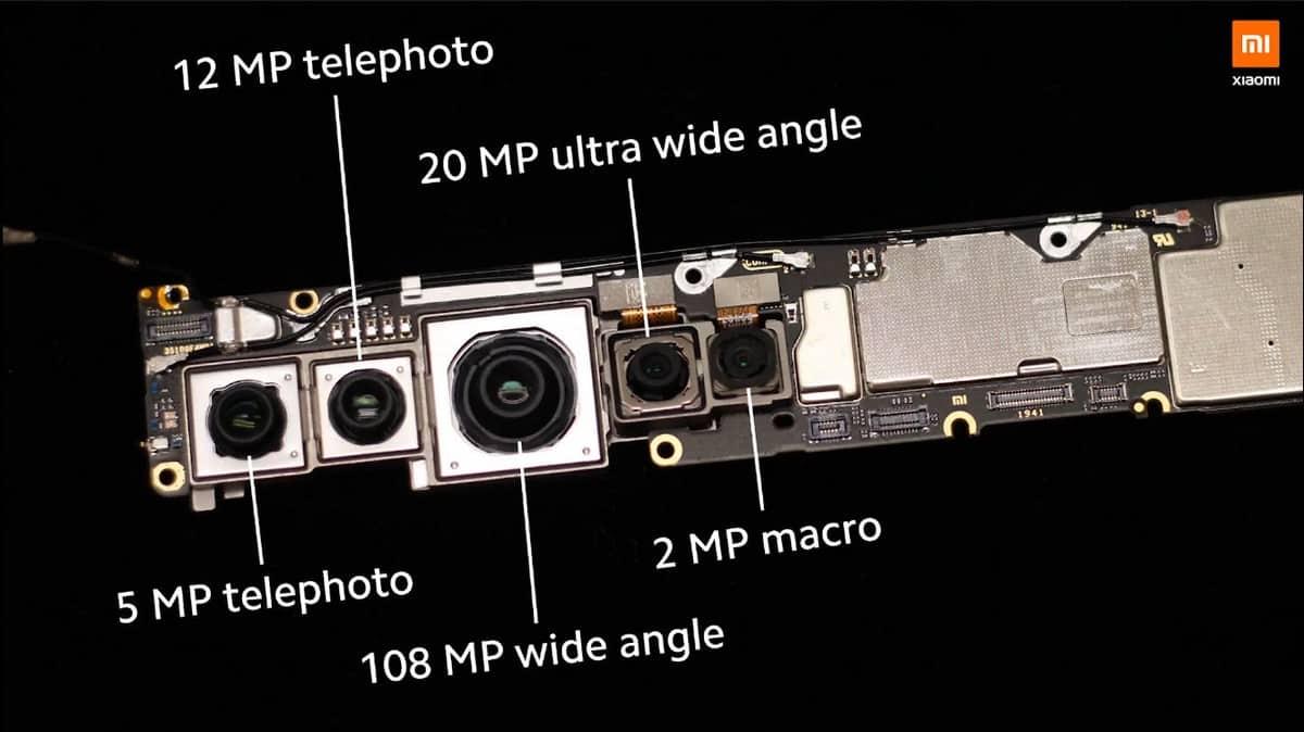 รูป teardown mi note 10 1 ประกอบเนื้อหา เผยภาพชิ้นส่วนภายในตัวเครื่องสุดพรีเม ียม กว่าจะมาเป็น Mi Note 10