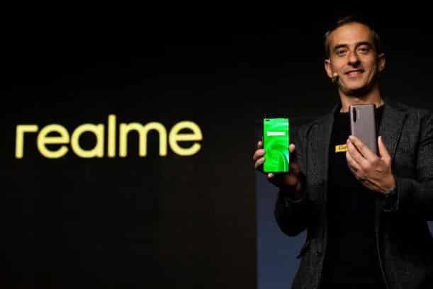รูป 1.8 ประกอบเนื้อหา realme เปิดตัว realme X50 Pro 5G เปิดประสบการณ์ความเร็ วแห่งอนาคต