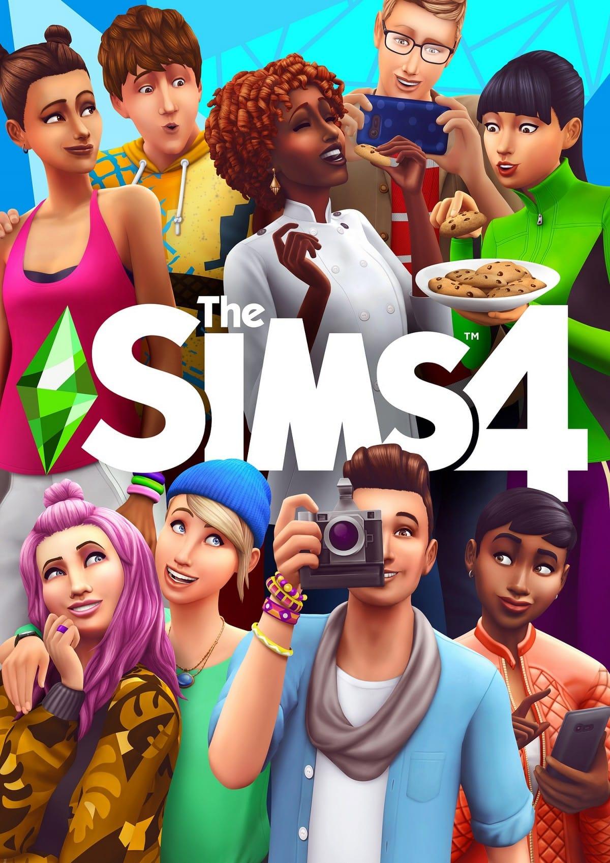 รูป SIMS4 Main Game Key Art RGB MASTER Crop ประกอบเนื้อหา The Sims ฉลองครบรอบ 20 ปีแห่งการเป็นเกมจำลองชี วิต