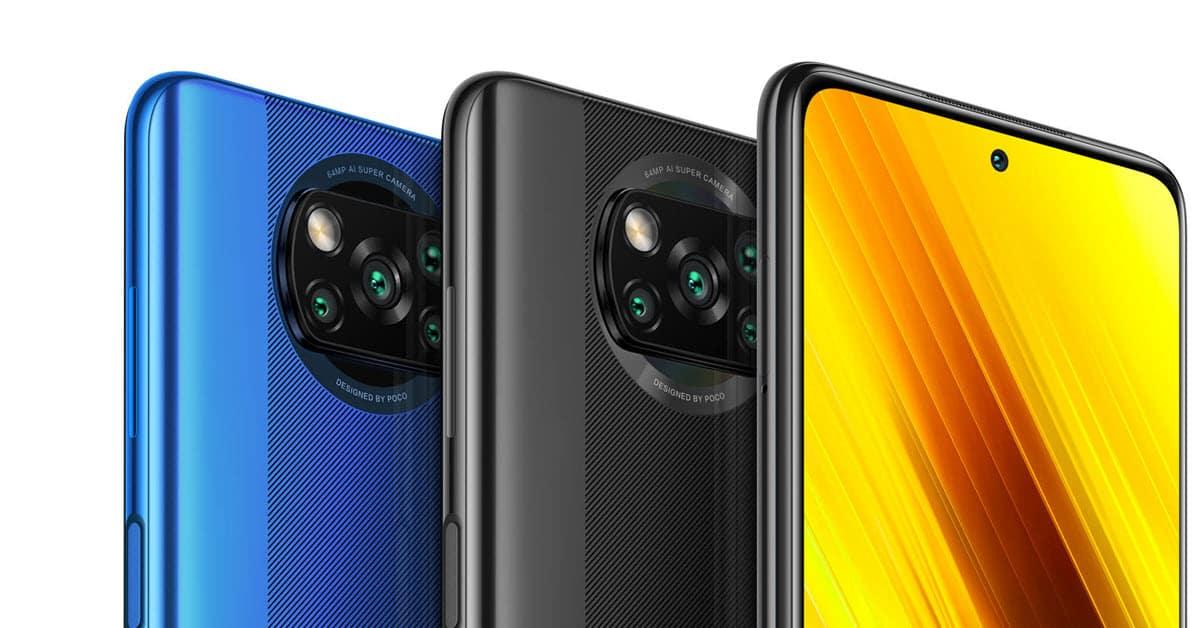 รูป 2020 11 05 10 17 15 ประกอบเนื้อหา POCO X3 NFC ชิป Snapdragon 732G ราคาเริ่มต้น 6,999 บาท