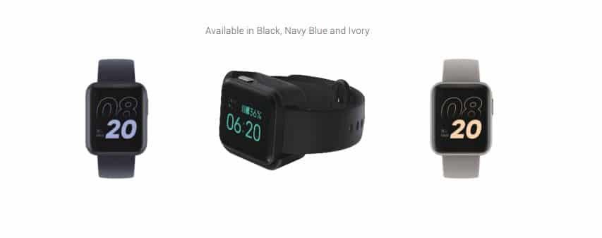 รูป 2020 12 14 16 35 32 ประกอบเนื้อหา Mi Watch Lite ราคา 1,490 บาท ขายผ่าน JD Central เท่านั้น