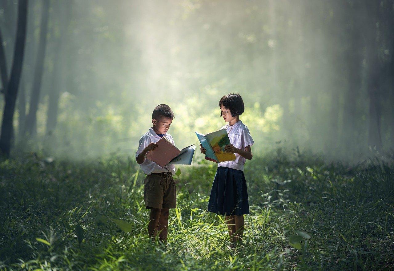 """รูป book 1822474 1280 ประกอบเนื้อหา ประโยค """"ไม่ตั้งใจเรียน จบไปจะทำอะไรกิน"""" ซึ่งอาจจะจริง และไม่จริง"""