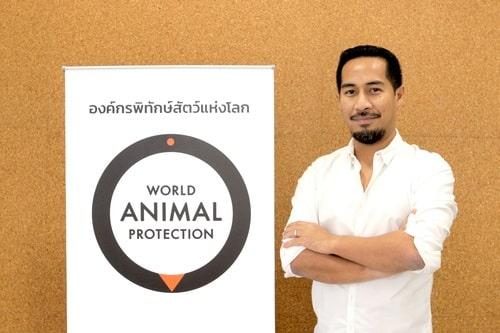 รูป 01 องค์กรพิทักษ์สัตว์เปิด Food Campaign 1 ประกอบเนื้อหา องค์กรพิทักษ์สัตว์แห่งโลกเปิดตัวแคมเปญสร้างระบบอาหารที่ยั่งยืน ผ่านการพัฒนาสวัสดิภาพสัตว์ฟาร์ม