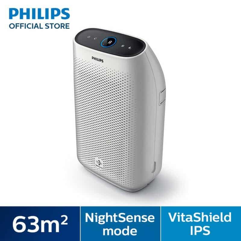 รูป 5d10853cN609e60ca.jpgq70 ประกอบเนื้อหา #สินค้าลดราคา เครื่องฟอกอากาศ Philips Air Purifier AC1215 ลดเหลือ 6,490 บาท
