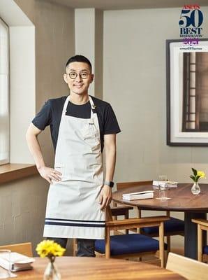 """รูป ASIAS1 ประกอบเนื้อหา เชฟคังมินกูคว้ารางวัล """"Inedit Damm Chefs' Choice Award"""""""