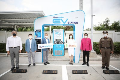 รูป EVLOMO2 ประกอบเนื้อหา EVLOMO ผนึก OR เปิดตัวสถานีชาร์จ DC Fast แห่งแรกภายใต้ความร่วมมือในไทย