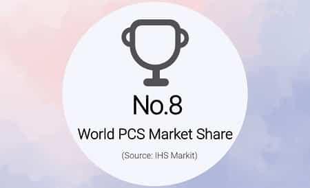 รูป KEHUA2 ประกอบเนื้อหา KEHUA ติดอันดับ 8 ส่วนแบ่งตลาด PCS ของโลก