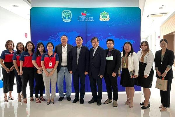 รูป P1 I6W8uoXGQzSq ประกอบเนื้อหา ก้าวครั้งใหญ่ของ เบสท์ โลจิสติกส์ เทคโนโลยี (ประเทศไทย) สู่โอกาสการกระชับมิตรเชื่อมสัมพันธ์ สถาบันการจัดการปัญญาภิวัฒน์ (PIM)