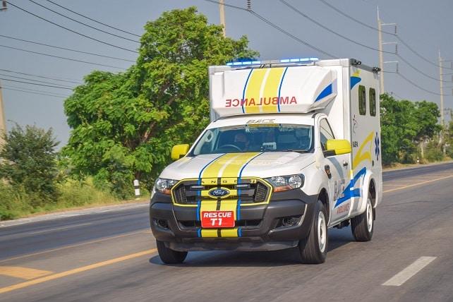 รูป resize01 ประกอบเนื้อหา รถพยาบาล พันธุ์แกร่ง